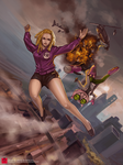 Anything is possible (SAINT ROW) by yachter