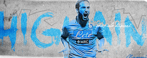 higuain's sig by MammiART1