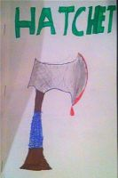 Hatchet (my version of the title) by Annaley