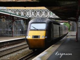 Cross Country 43304 at Teignmouth by The-Transport-Guild