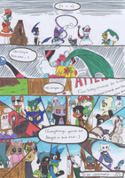 PHG - Farewell Party Part 1 --Preparations Page5E by SapphireMiuJewel