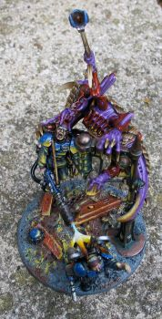 Lictor and guardsmen 7 by Lindsay40k