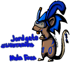 Sonic the Shaman Mouse? by Ceruulean