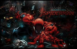 Ultimate spiderman V2 by Luis6594