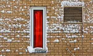 Red Curtains by ThomasJergel
