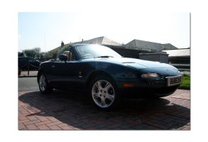 MX5 Gleneagles Special Edition by unclejuice
