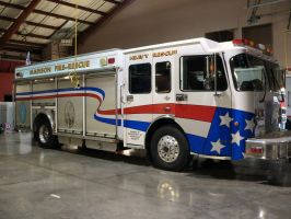 Heavy Rescue Fire Engine by Sphinx47