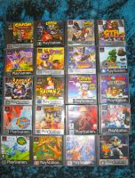 PS1 Game Collection by MizukiiMoon