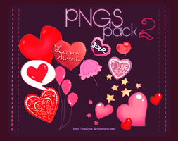 PNGS pack2 by Paulysa