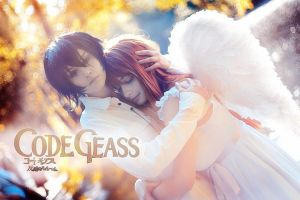 Code Geass: Wish I had angel by GeshaPetrovich