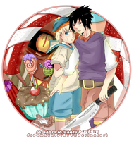 [SXN 2012] Hansel and Gretel by tomato-x-ramen