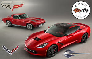 First and current generations of the Stingray by johnboyjones96