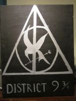 District 9 3/4 by kirstleberry