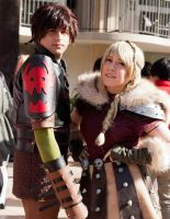 How to Train Your Dragon 2 by EriTesPhoto
