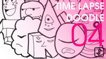 Time Lapse Doodle 04 by Studio-Stockwell