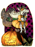 Furry Spoopy by MafyPrime
