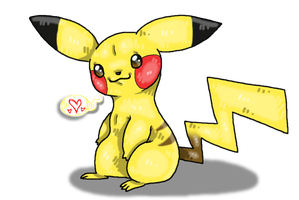 Pikachu by GGFOX22