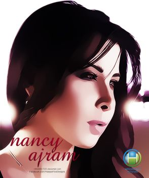 Nancy Ajram by HASSAN-FIZO