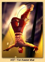 The Hanged Man by gauntlette