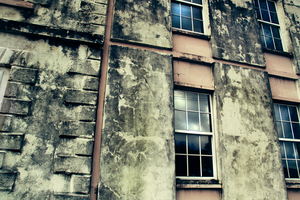 Bridgetown Building by PoisonGirl-sts