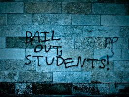 Bail Out Students by atfruth