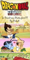 DBZ: EPIC HAIKU MEME by Pinkuh