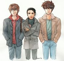 ex-pilots lookin good by FastPuck
