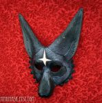 Star Wolf Mask by merimask