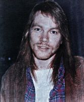Axl With Pixlar Effects by MKMoon-Mew-GNRFan
