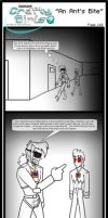 Minecraft Comic: CraftyGirls Pg 110 by TomBoy-Comics