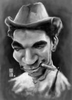 Cantinflas by Parpa