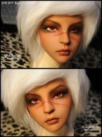 Face-up+Scar: DOD DOT Black Code no. 2 by asainemuri