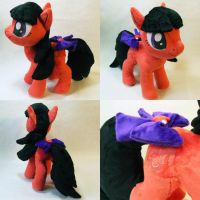 In the name of Mars - MLP Plushie Contest by TheGrillosLab
