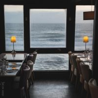 Seaview and seafood by OlivierAccart