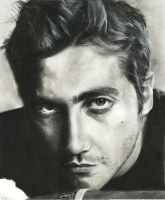 Jake Gyllenhaal Unfinished by bullethead