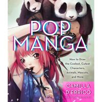 Pop Manga by camilladerrico