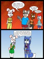 Lucy Hare Meets the Fandom by Gathion