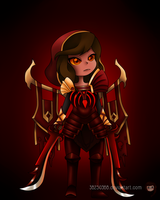 Chibi Legion Commander :) by 38250968