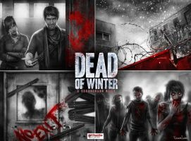 Dead of Winter scenes by fdasuarez