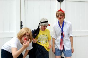 AHP :: Hangover Hetalia by AnimosityCosplay