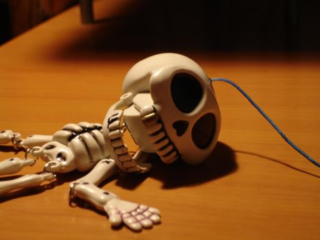 Resting Bones of the Mumbling Imbecile by rammos