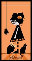 Gothic Doll -October by LuceSilenziosa