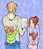 Leon and Claire : child's play by LeonandClaireBSAA