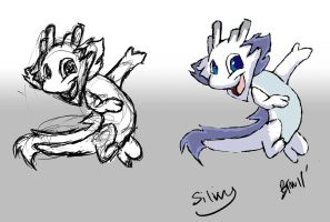 Silvvy by The-B-Meister
