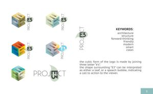Project E3 logo by The-Art-Official