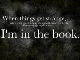 Things Get Strange by Tzadikim