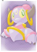 Hoopa by TonyFicticium