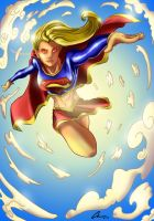 Supergirl by P00sh
