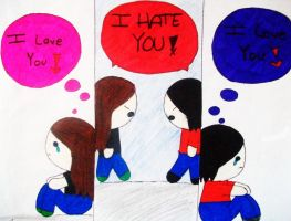 Love Hate by LifelessStar