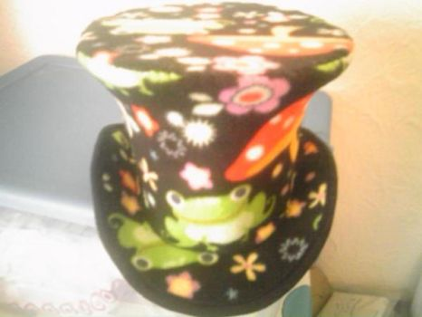 Mad Hatter-style Top Hat by D157r4c710n